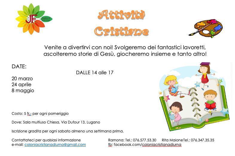 Colonia Cristiana Diurna Lugano