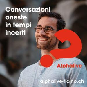 Hai domande riguardo alla vita? Prova Alphalive!